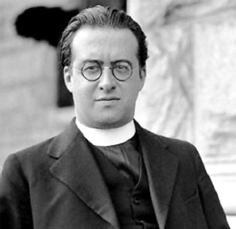 17 de Julio, natalicio de Georges Henri-Joseph-Edouard Lemaître